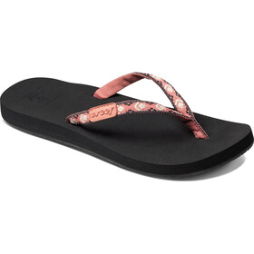 Reef Ginger Flip-flopit Naiset, black/blush